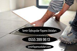 İzmir Üçkuyular Fayans Ustaları
